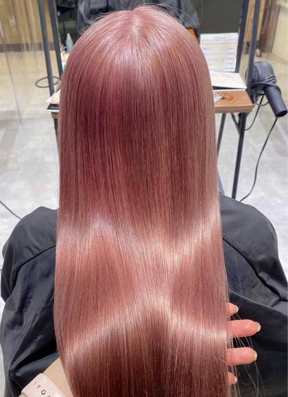 🌈人気NO.1⭐️🌈グロスアップ💎☁️髪質改善✨自社開発の髪質改善オリジナルトリートメント❣️無料コテ巻きつき❣️