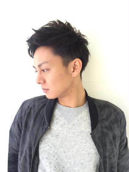 nakatanimahoのメンズヘアスタイル・髪型