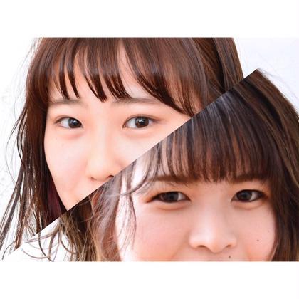 【プチプラ👼】前髪カット+お出かけ巻き髪orスタイリング
