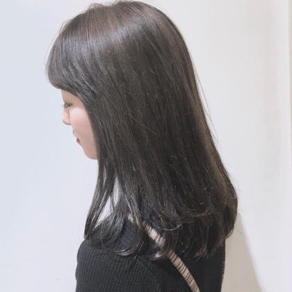🌈カット+アディクシーカラー🌈_7500円
