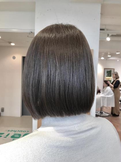 ⭐️3月限定クーポン⭐️似合わせカット&春トレンドカラー&新Aujuaトリートメント✨