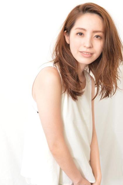 ラフな質感が、柔らかい雰囲気を演出☆ CHIC amitie 浦和店所属・稲荷裕次郎のスタイル