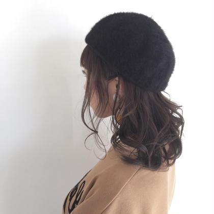 ラベンダーグレージュ♂️柔らかい質感、透明感が止まらない! Pirates Ushiwakamaru Style所属・増田祐介のスタイル
