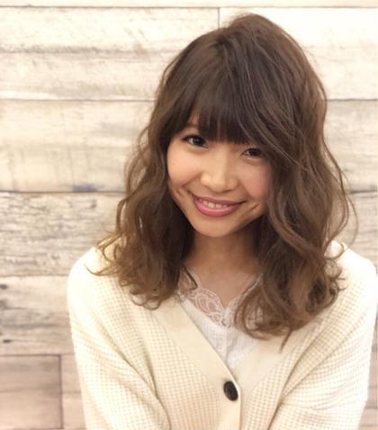 SoilAVEDAららぽーと店所属の戸ノ崎翔太のヘアカタログ
