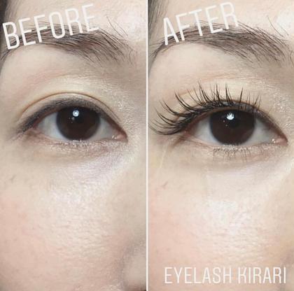 マツエク・マツパ #リフトアップラッシュ #ブライダル 和装用 . . 通常の付け方ですと瞳にまつ毛がかかってしまうので影が出来、写真を撮った時に眠そうに写ってしまったり、目が小さく写ってしまうことがあります。 . リフトアップラッシュなら瞳にまつ毛がかからず、光が入るので瞳が大きく見え、写真がきれいに撮れます☺︎