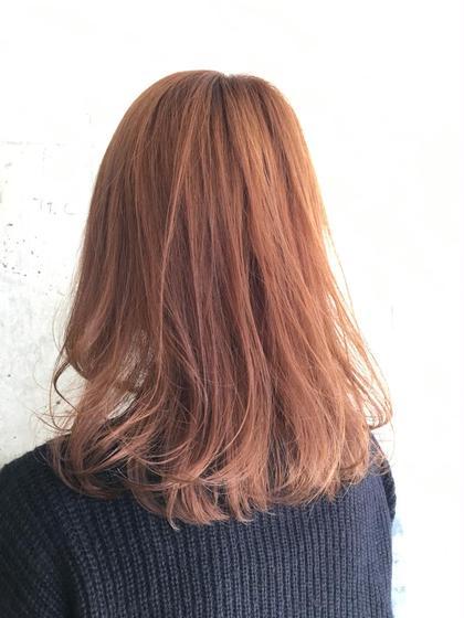 ふんわりピンクワンカール kiitos所属・大本恵子のスタイル