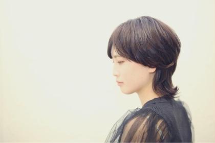 【🌈ダメージレスパーマ🌈】カット+パーマ