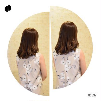 【期間限定特典】ワンカラー+3ステップトリートメントM(胸より上まで)