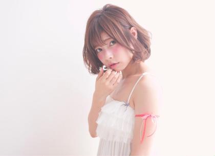 ゆるふわボブはテッパンです♡ petit  girl(プティガール)所属・櫻井愛弓のスタイル