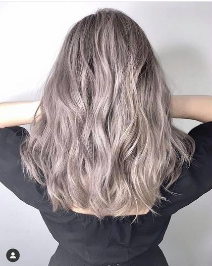 ❤️平日10時〜12時限定❤️カット+N.カラー+髪質改善トリートメントが3500円❤️今月限定スペシャルクーポン❤️
