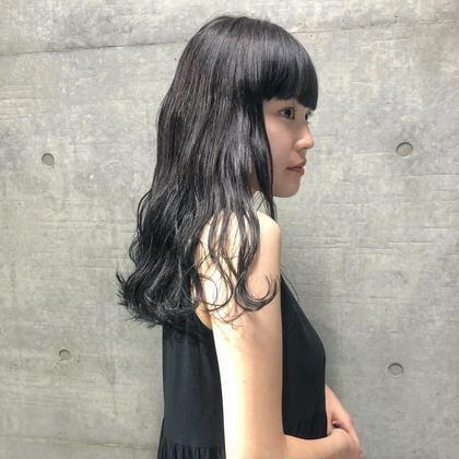 ☘️ミニモ限定!オープン記念✨前髪カット+透明感抜群カラー+濃密トリートメント