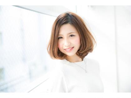 Ursus hair design所属・西村遼のスタイル