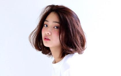 hair & makeup makaraginza所属・藤遼平のスタイル