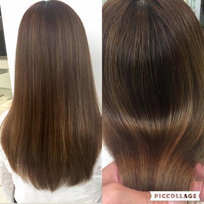 🏝上質な髪へ!🌟史上最高のうるツヤ髪質改善トリートメント🌟された方全員が大満足🍀通常1万円→5400円❗️❗️