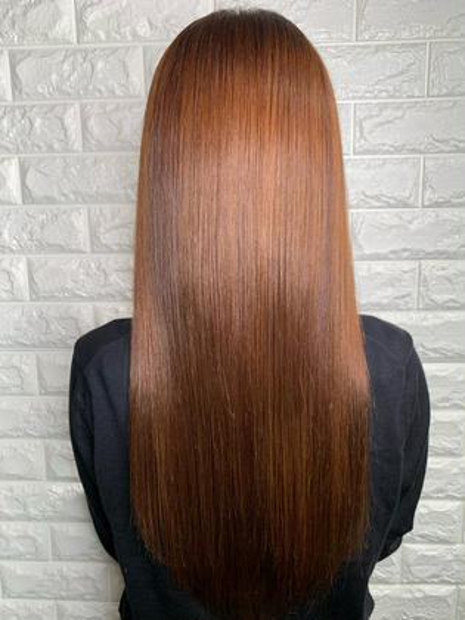 美髪ヘアエステ💙似合わせカット&ダメージレスカラー&髪質改善『サイエンスアクア』&コラーゲン