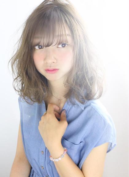 calon hair所属・calonhairのスタイル