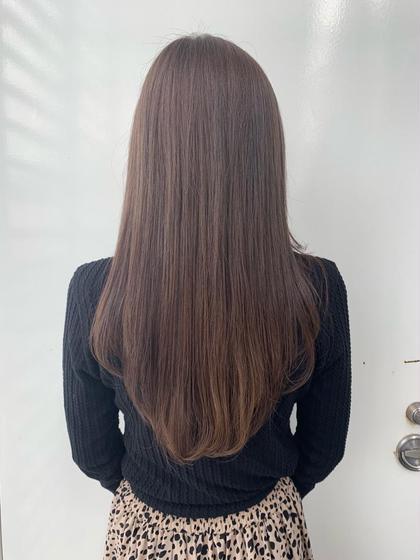 💗PREMIUMストレート+カット💗(縮毛矯正)真っ直ぐで綺麗な髪に!