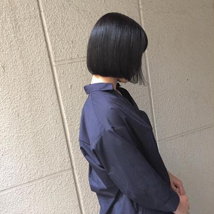 素敵に揺れる髪を☺︎ kirana sari所属・松本功平のスタイル
