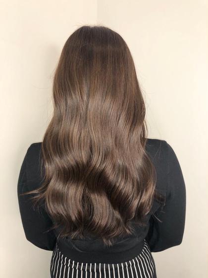 ✨1~2回目のお客様 ✨髪質改善✨美髪Trカラー✨サイエンスアクアカラー+カット