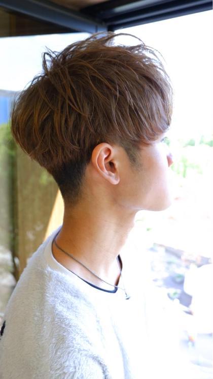 💇似合わせメンズヘアカット+💆♂️炭酸シャンプー
