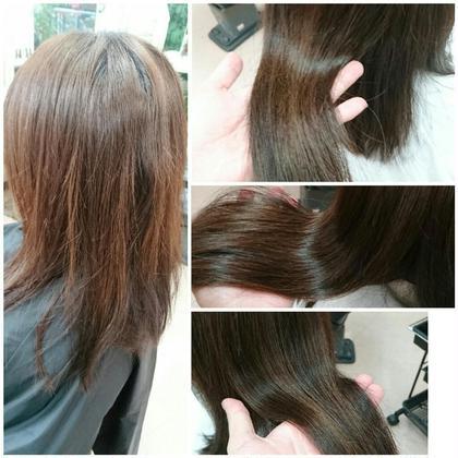VIPDIMENSION+cheveu所属・井上奨のスタイル