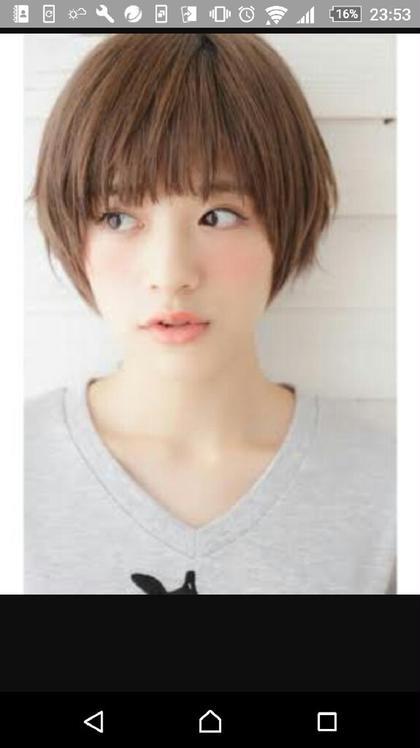長さを残しつつ前髪を作り少しボーイッシュな感じがいいです!カラーしてる方だったら特に似合いますね ibah(イヴァ)所属・清水貴人のスタイル