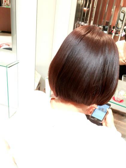 【hair&makeEARTH】自由が丘店所属・安田拓也のスタイル