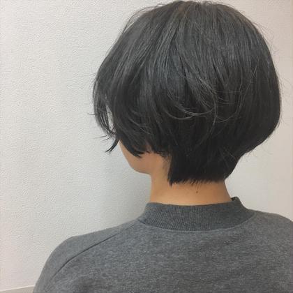 【平日限定♧*】カット×春カラー(新規様)