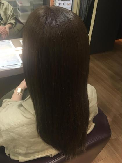 イルミナカラー ヌード:オーキッド 黄色みを消す✌︎ hair an floren所属・佐藤梨奈のスタイル