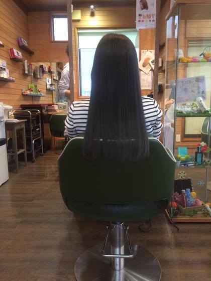 【新規】前髪カット+カラー+トリートメント