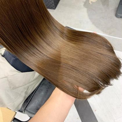 ‼︎超髪質改善‼︎🔆グラスヘアトリートメントプレミアム🔆