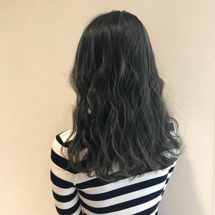極細ハイライトで立体的に… HAIR&MAKE  EARTHひたち野うしく店所属・ミヤタレオのスタイル