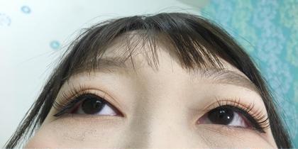 カールCC 0.15ミリ 一律12ミリ 120本付いてます。 Sweetnail&eyelash椥辻店所属・吉岡翠のフォト