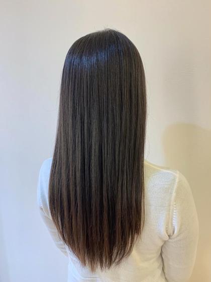 劇的ボリュームダウン🌼カット+髪質改善チューニング+トリートメント