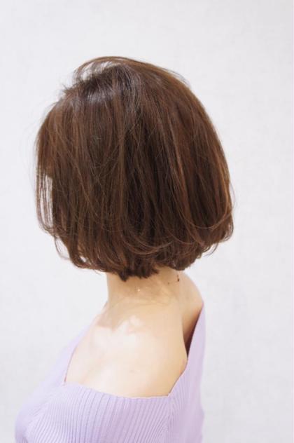 《営業時間外限定》【🍯蜂蜜&シアバター配合】ツヤ髪〈リタッチ〉カラー✨毛先の色味もプチコントロール✨