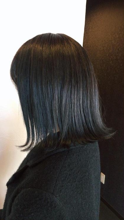 ブルーハイライト HAIR LOUNGE Prim所属・工藤 萌香のスタイル