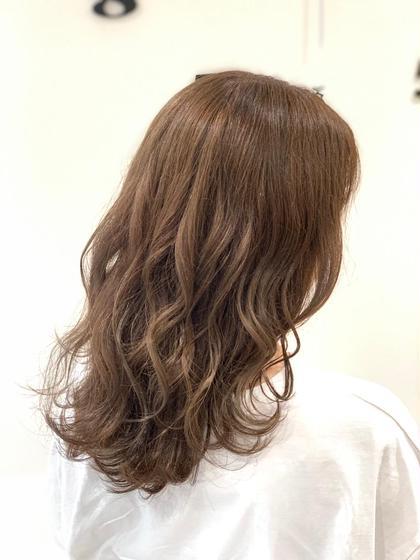 【minimo限定❗️艶髪透明感カラー🔮】カット&イルミナカラー《施術目安120分〜》