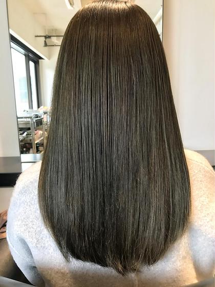 【4回目以降はこちら】毛髪技能士が担当!!髪質改善カット+エクラスタ縮毛矯正+エクラスタトリートメント