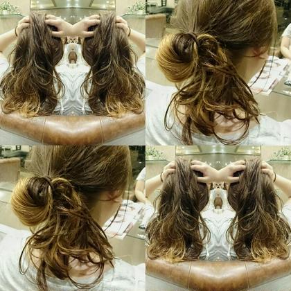 インナーカラーで他の人とお洒落に差をつけましょう☆ AUBE hair lagoon所属・田辺貴裕のスタイル