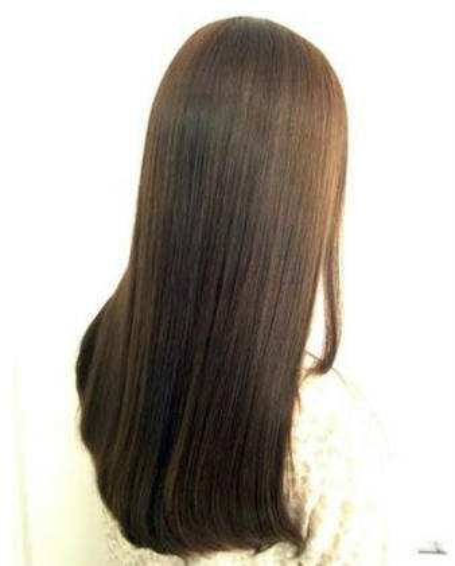 極上ストレート❤ FORTE GINZA所属・艶髪カラーリスト倉岡 詩音のスタイル