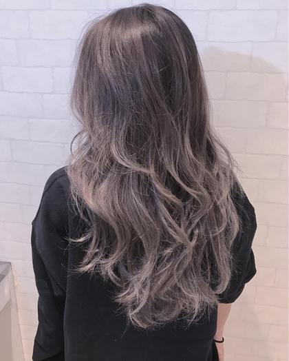 HairWorksHELM所属・Designer大井渉のスタイル