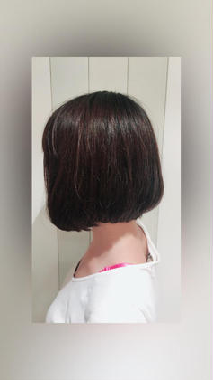 champ 俊徳道店所属・森本伶奈のスタイル