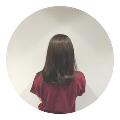 ブリーチなしでもおしゃれカラー✨ Hair&MakeEARTH蒲田店所属・山田海斗のスタイル
