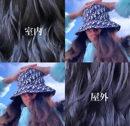 【ネイビーカラー指名no.1♡】透明感ネイビーカラー