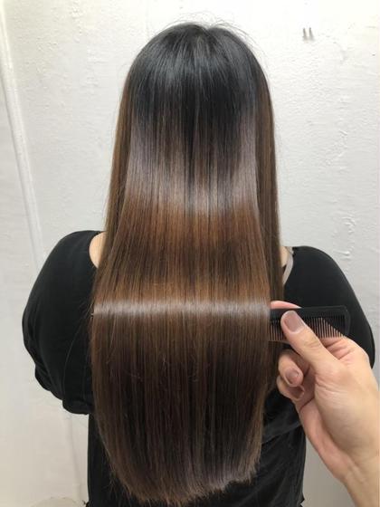 💎【人気急上昇中】髪質改善シルクカラー+stephen KNOLL プロフェッショナルトリートメント