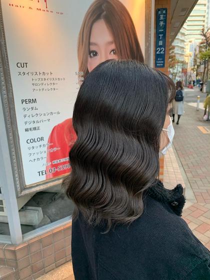 【韓国っぽ🇰🇷】カット+イルミナフルカラー+AsiaTR【ホームケア付(minimo限定50%offクーポン)