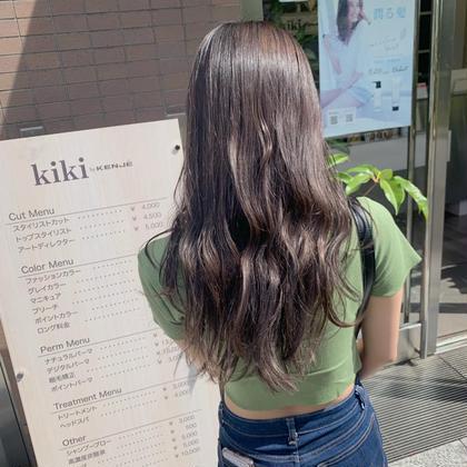 kiki by KENJE所属のkikibykenjeのヘアカタログ