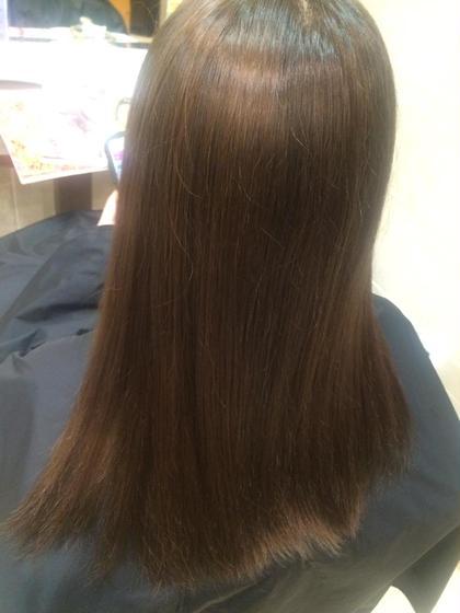 赤みを打ち消すアッシュオリーブ☺︎︎ Hair resort  Ai所属・鈴木詩織のスタイル