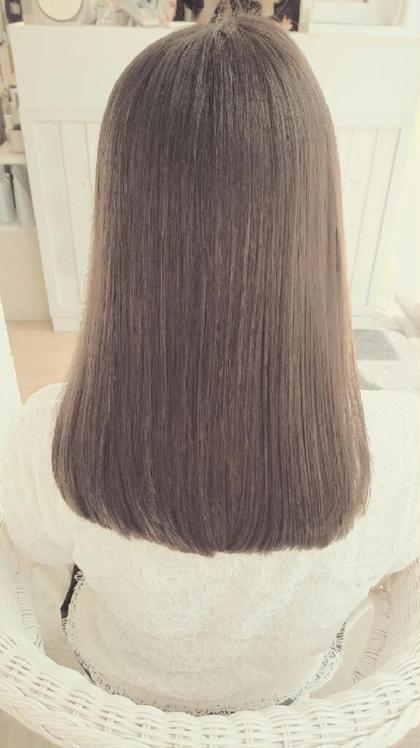 トリートメントもして サラ艶hair. BLITZ REVOLUT所属・小林ひろみのスタイル