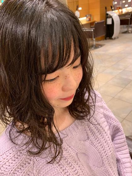【‼️伸ばし中の方必見‼️】🧡💛前髪カット & トリートメント🧡💛
